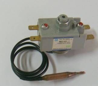 Manual Reset Thermostat for Oven supplier