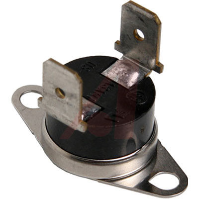 China Snap Action Ceramic Electrical Bimetal Disc Automatic Reset Thermostat 16A / 125VAC supplier