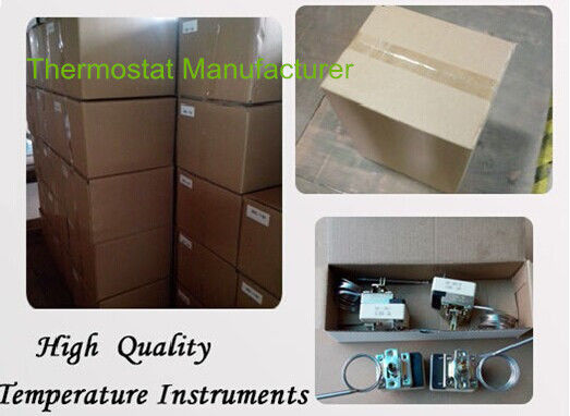 China 300℃ Oven Temperature Controller , 200mA Oven / Capillary Thermostat distributor